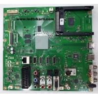 F266ZZ E242ZZ 413 VXP190R-4 GRUNDIG G50-LB-9436 SMART LED TV İÇİN ANAKART MAİN BOARD