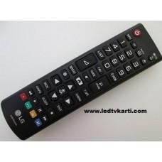 AKB74915325 LG SMART LED TV İÇİN ORJİNAL BEYAZ HOME TUŞLU UZAKTAN KUMANDA