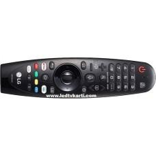 LG AN-MR20GA 65NANO996NA.APD 75NANO996NA 8K Ultra HD Nanocell TV İÇİN ORJİNAL SİHİRLİ UZAKTAN KUMANDA