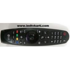 LG AN-MR600 AN-MR650 MR15R LG MAGİC REMOTE E185 BEJMR600 LG SMART LED OLED TV İÇİN SİHİRLİ AKILLI ORJİNAL UZAKTAN KUMANDA