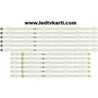 V5DU-480DCA-R1 V5DU-480DCB-R1 CY-GJ048HGLVCH CY-GJ048HGLV1H SAMSUNG UE48JU6070 UE48JU6470U LED BAR BACK LİGHT