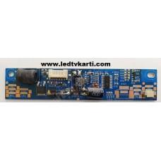 HQ-LED60B3C HQ-LED60 REV1.1 E328942 LED DRİVER BOARD