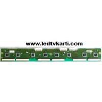 EBR73575402 YDRVTP EAX64286201 LGE PDP 110923 42T4_YDRV LG 42PN450B 42PA4500 PLAZMA TV BUFFER BOARD BUFFER KARTI