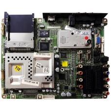 BN94-01312F BN41-00813D SAMSUNG LE40N87BD LE40N87BDX-XEE LCD TV İÇİN ANAKART MAİN BOARD