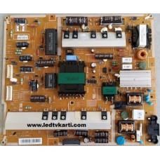 BN44-00633B L55F2P_DDY REV1.1 SAMSUNG UE55F7000SL SMART LED TV İÇİN BESLEME GÜÇ KARTI POWER BOARD