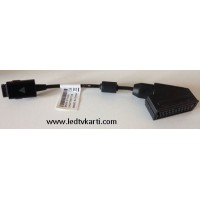 BN39-01154A UNIXTAR-1144-1121 SAMSUNG SMART LED TV SKART ADAPTÖRÜ SKART SOKETİ SKART APARATI
