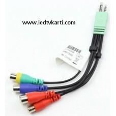 BN39-01154W UNIXTAR-1146 HOTRON-1119 GM1147 SAMSUNG SAMRT LED TV SES AUDİO VİDEO AV