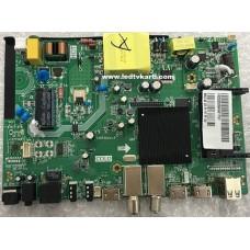 13AT201V1.0 Y625330291A94021510 HI-LEVEL HL43DLK13/0216 ANDROİD SMART LED TV İÇİN ANAKART MAİN BOARD