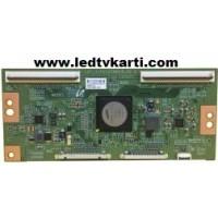 14Y_J1FU13TMGC4LV0.0 140407 LMC400FP03 VESTEL 4K 3D SMART 40UA9300 40 LED TV İÇİN TCON KARTI TCON BOARD