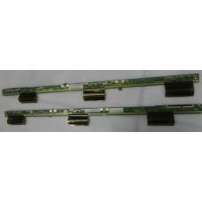 14Y_40VNBSL2LV0.1 LEFT REV0.0 LSC400HM10-L01 T9MC4 S6C2T94A01-60U 14Y_40VNBSR2LV0.1 RİGHT SAMSUNG PANEL PCB COF BOARD