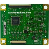 SHARP K3278TP GCMK-C2X GV ARÇELİK TV4351 LCD TV İÇİN TCON KARTI TCON BOARD