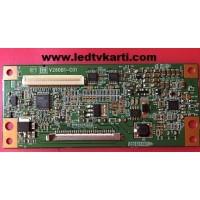V260B1-C01 E88441 VESTEL MILLENIUM 26750TN 26'' TFT LCD İÇİN CTRL TCON KARTI