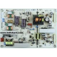 715G3368-1 ADTV82418AC9 TOSHIBA 37AV615DG LCD TV İÇİN BESLEME GÜÇ KARTI POWER BOARD