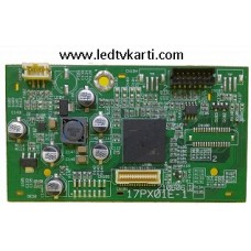 17PX01E-1 20368169 VESTEL PİXELLENCE 32760 32'' TFT-LCD TV PİXELLENCE KARTI