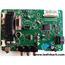 10076017 23009255 23009256 LGEWXN-SCB1 17MB48-1.1 171011 VESTEL SEG 32VH3010 LCD TV İÇİN ANAKART MAİN BOARD